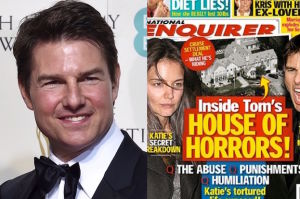 Tom Cruise sprzedał dom, w którym dręczył Katie Holmes! Za 40 MILIONÓW DOLARÓW!