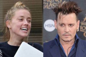 Amber Heard ma nowe dowody na brutalność Deppa!