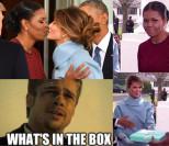 Melania Trump podarowała Michelle... pudełko od Tiffany'ego! (ZDJĘCIA)