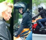 Smutna i zmęczona Martyna Wojciechowska jeździ na motocyklu (ZDJĘCIA)