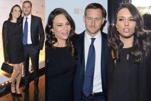 Czartoryska z mężem na imprezie Polskiej Rady Biznesu (ZDJĘCIA)