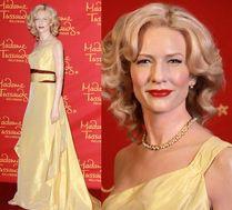 Cate Blanchett z wosku!