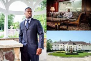 50 Cent szuka kupca na luksusowy dom (GALERIA)