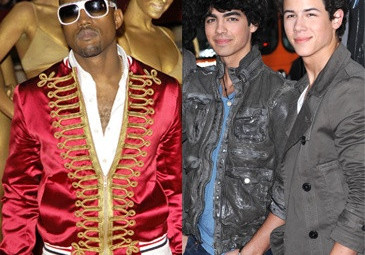 Jonas Brothers feat. Kanye West!