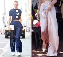 Gwiazdy znów noszą szerokie spodnie