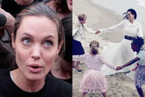 """Angelina Jolie o dzieciach: """"Staram się wskazywać im drogę, będąc dla nich WZOREM DO NAŚLADOWANIA"""""""