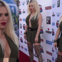 """Doda na Eska Music Awards: """"Nie będziecie mi robić zdjęć na śmietniku!"""""""