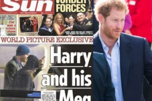 """Książę Harry przedstawi Meghan Markle królowej? """"Chce to zrobić w święta"""""""