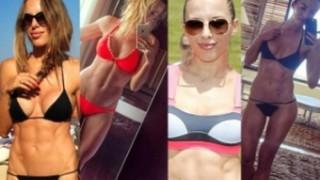 Ewa Chodakowska kończy dziś... 35 lat! W którym bikini wygląda najlepiej?