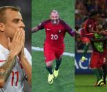 Polska przegrała w rzutach karnych z Portugalią