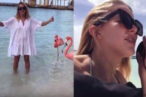 Jessica Mercedes chwali się luksusowymi wakacjami [ZDJĘCIA]