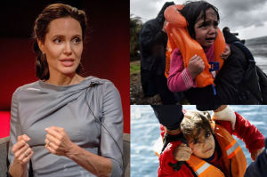 """Angelina Jolie krytykuje europejską politykę emigracyjną: """"Izolacja to nie przejaw siły, ale strachu!"""""""