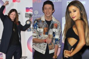 Kwiatkowski, Ozzy Osbourne, Grande i inni na MTV EMA w Glasgow! (ZDJĘCIA)