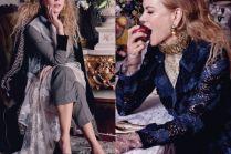 Nicole Kidman pozuje w luksusowych stylizacjach