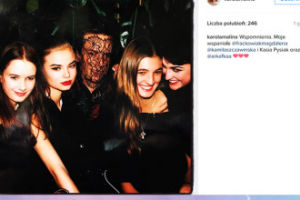 Frąckowak, Malinowska i Szczawińska na zdjęciu sprzed lat