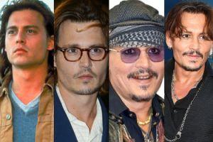 Johnny Depp kończy dzisiaj 54 lata. Znów wygląda seksownie? (ZDJĘCIA)