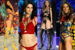 Tak wyglądał pokaz Victoria's Secret w Paryżu! (DUŻO ZDJĘĆ)
