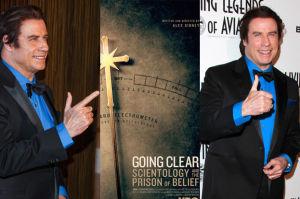 """Travolta odpowiada na zarzuty: """"NIE OBEJRZĘ TEGO FILMU! Scjentologia jest piękna!"""""""