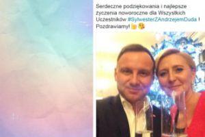 """Prezydent pozdrawia uczestników """"Sylwestra z Dudą"""""""