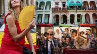 Tak wyglądał PIERWSZY pokaz mody na Kubie! (ZDJĘCIA)