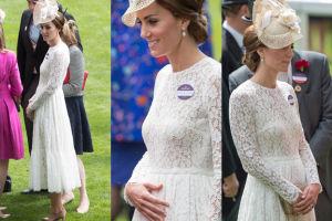 Księżna Kate jest już w TRZECIEJ CIĄŻY?