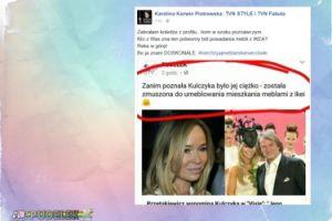 """Korwin Piotrowska po wyznaniu Przetakiewicz: """"Kto z Was zna ten potworny ból posiadania mebli z IKEA?"""""""