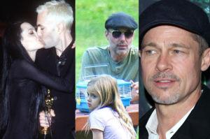 """Angelina i Brad rozstali się przez... jej brata? Pitt postawił ultimatum: """"Ja albo on!"""""""