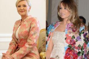 Agata Duda i Melania Trump podczas wizyty w Polsce będą rozmawiać o... trendach w modzie?