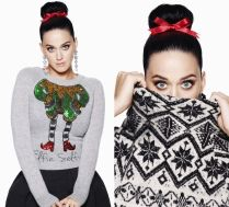 Świąteczna Katy Perry w reklamie H&M