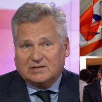 """Kwaśniewski o Brexicie: """"Od dzisiaj mamy gorszą Europę"""""""