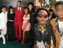 Jaden i Willow Smith: