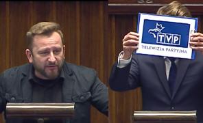 Tymczasem w Sejmie: