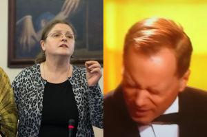 """Krystyna Pawłowicz o Stuhrze: """"W ogóle nie jest ŻADNYM ARTYSTĄ, on jest ugładzonym MAMINSYNKIEM!"""""""