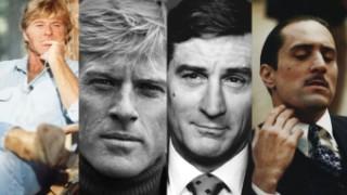 DWIE LEGENDY KINA: Robert Redford i Robert De Niro obchodzą urodziny!