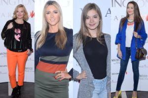 Celebrytki promują nową linię do stylizacji włosów: szczupła Szostak, Zamachowska, Wróblewska... (ZDJĘCIA)