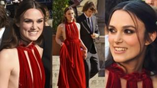 Keira Knightley z mężem w Rzymie! (ZDJĘCIA)