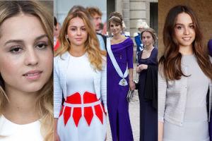 """19-letnia księżniczka Jordanii promowana na... """"konkurentkę Kate Middleton"""" (ZDJĘCIA)"""