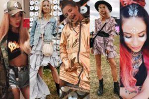 Modne szafiarki i celebrytki chwalą się stylizacjami na Openerze: Wieniawa, Maffashion, Jessica Mercedes, Deynn... (ZDJĘCIA)
