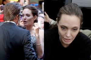 """Angelina wściekła się, bo Brad spotkał się z dziećmi? """"WPADŁA W FURIĘ"""""""