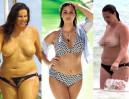 Ciało modelki XXL bez retuszu! Widać różnicę? (ZDJĘCIA)