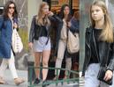 Kinga Rusin z córką-modelką na zakupach (ZDJĘCIA)