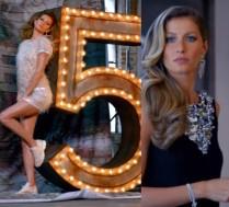 Gisele Bundchen twarzą kultowego Chanel no. 5!