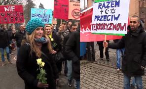 Marsz muzułmanów we Wrocławiu: