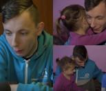 """21-latek opiekuje się CZWÓRKĄ rodzeństwa: """"Teraz jestem ich tatą, mamą i bratem"""""""