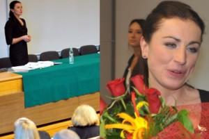 Justyna Kowalczyk została doktorem!