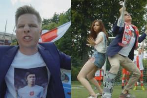 """Chajzer nagrał swój """"HIT EURO 2016"""". Posłuchajcie, jak śpiewa!"""