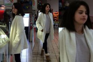 """Selena Gomez w trakcie przerwy w terapii. """"Wyglądała na spokojną i zrelaksowaną"""""""