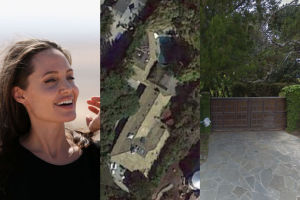 Angelina Jolie w tajemnicy wynajęła willę w Malibu. Za 95 tysięcy dolarów miesięcznie!