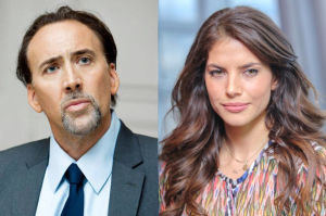Weronika Rosati zagrała żonę Nicolasa Cage'a!