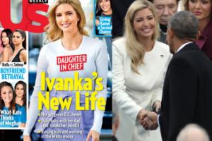 """35-letnia Ivanka będzie """"najważniejszym doradcą prezydenta Trumpa"""""""